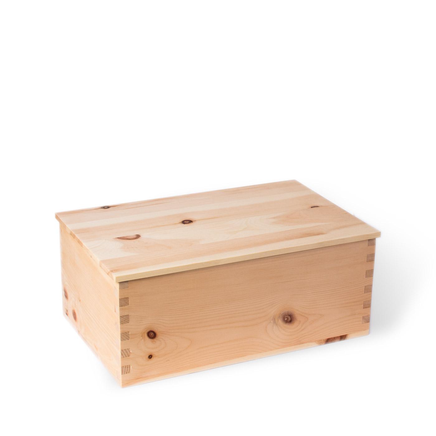 das zirben anderl brotkisterl aus zirbenholz jetzt kaufen bei. Black Bedroom Furniture Sets. Home Design Ideas