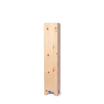 Raumlüfter aus Zirbenholz, hangemacht
